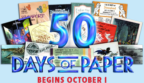 50 Days of Paper